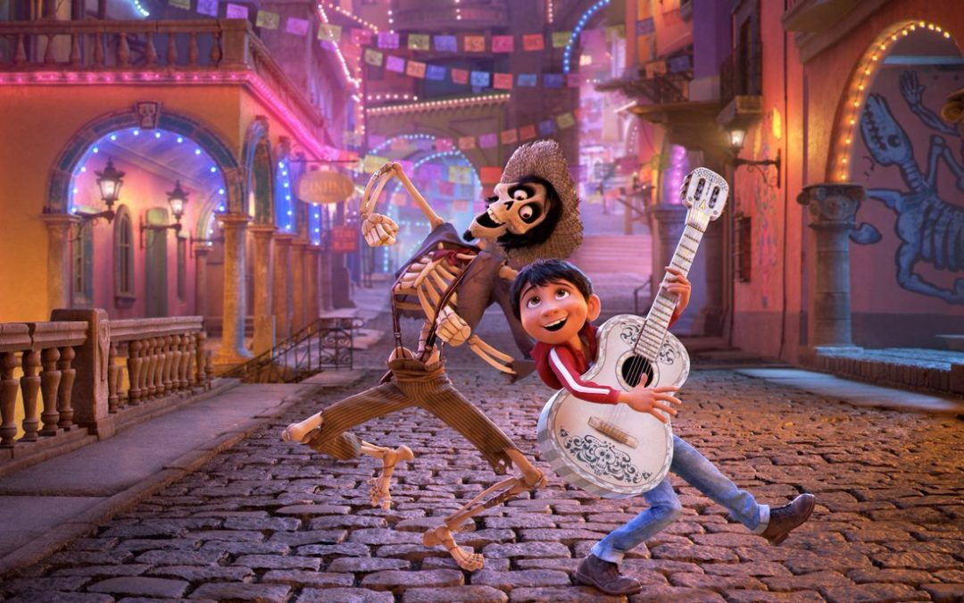 """How to effectively implement total market strategy – taking a chapter from the Pixar new film """"Coco"""""""