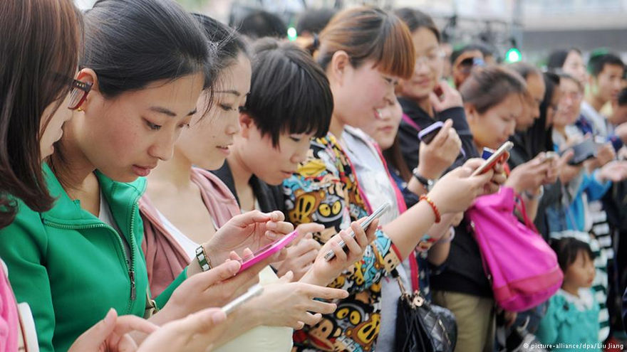 WeChat is more than a messaging app, it's a life style app, an ecosystem and … virtual Chinatown?